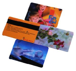 Wholsales Large High Quality 3D Effect VIP Card pictures & photos