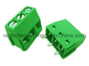 PCB Screw Terminal Block Connector 5.0mm Pitch pictures & photos
