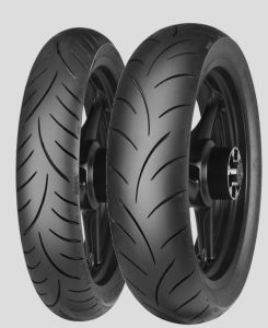 Chinatubeless Motorcycle Tyre 120/80-17, 120/70-17 pictures & photos