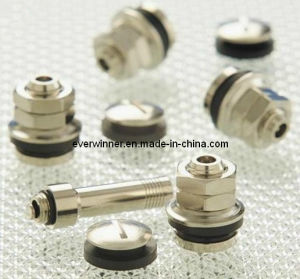 Chrome Metal Flush Mount Valve Stems (SET OF 4) Xxr Rota Miro Tsw BBS Drag Wheel pictures & photos