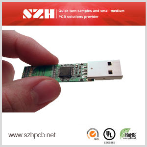 UL Superior USB Flash Drive PCB Boards pictures & photos