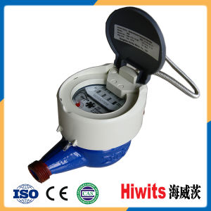 Cheap Digital Remote Reading Mbus RS485 Electronic Water Meter pictures & photos