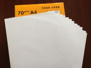 Pure White Copy Paper for Printing