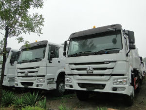 2017 Sinotruk 336HP 371HP HOWO Tipper Truck for Sale pictures & photos
