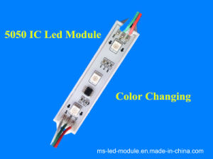 6803 IC Color Changing LED Module pictures & photos