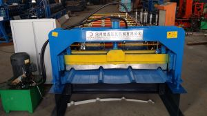 Galvanized Roof Sheet Roll Forming Machine for Africa Market pictures & photos