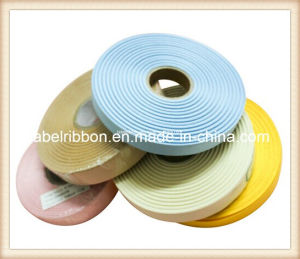 High Qualtity Colorful Slit Edge Polyester Satin (PS6201) pictures & photos
