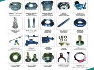 HOWO Sinotruck Mining Dump Truck Parts Faw Spare Parts pictures & photos