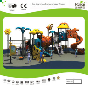 Kaiqi Medium Sized Cartoon Series Children′s Playground (KQ20030A) pictures & photos