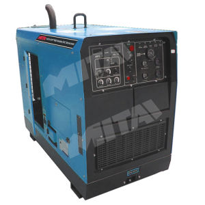 500AMPS Pulse MIG Welder From China pictures & photos