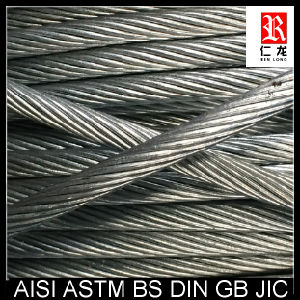 China Wholesale Optical Fiber Cable with Galvanized Steel Strand