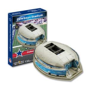 133PCS Cowboys Stadium 3D Puzzle Model Paper 10219078 pictures & photos