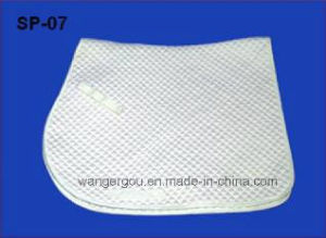 Saddle Pad, Saddle Cloth, Horse Product (SP-07) pictures & photos