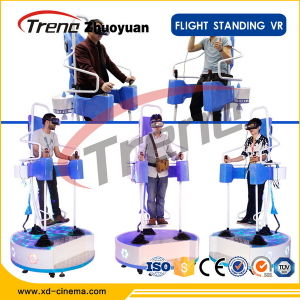 Fashionable Zhuoyuan Stand up Flight Virtual Reality Applications pictures & photos