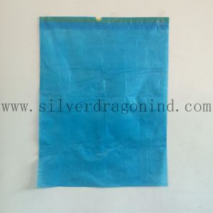 Any Color HDPE Plastic Trash Bag on Roll pictures & photos