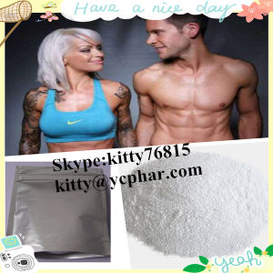 Androgenic Anabolic Steroids Powder Drostanolone Propionate Purity 99% CAS 521-12-0 pictures & photos