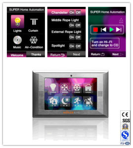 "Programmable Smart Home System 7"" Intelligent Control System Terminal Touch Panel for Smart Control System (KZ-W70)"