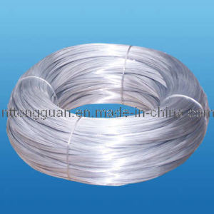 Galvanized Steel Wire Made by Tongguan pictures & photos