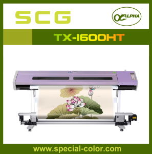 Hot Selling Heat Transfer Printer for Fabric Tx-1600ht pictures & photos