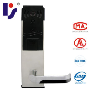 RF/Mifare 1 Card Smart Hotel Lock (RXsq17-Y)