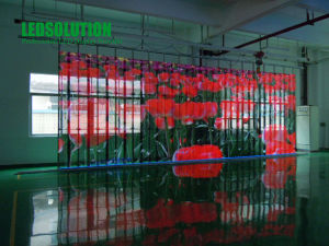 P12.5 Indoor Curtain LED Display (LS-IC-P12.5) pictures & photos