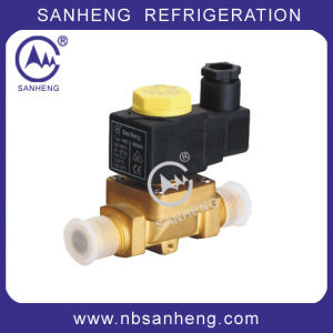 High Quality Refrigerant Solenoid Valve (SH-1070) pictures & photos