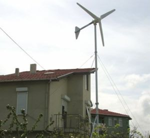 Wind Turbine Generator 1kw pictures & photos