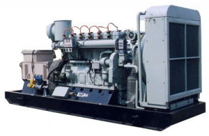800kw LPG Electronic Generator Sets pictures & photos
