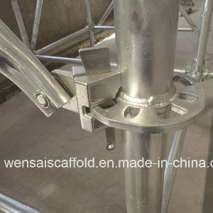 Ringlock Scaffolding Hot DIP Galvanizing Brace