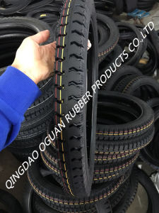 Direct Manufacturers of High Quality Motorcycle Tire of 275-17 pictures & photos