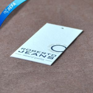 Fashion Custom Paper Hangtag for Quality Garment pictures & photos