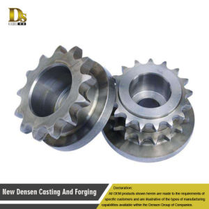 OEM Forged Stainless Steel Pump Gear with Good Quality pictures & photos