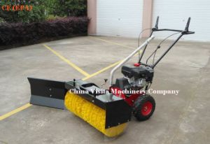 196cc Recoil Start Power Brush with Snow Blade pictures & photos