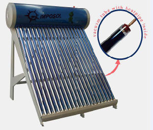 Hot Sale Widely Used Solar Energy Water Heater pictures & photos