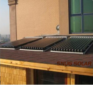 Pressurized Solar Collector (CE&SOLAR KEY MARK&SRCC&SABS) pictures & photos