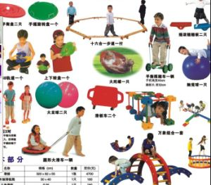 Outdoor Children Sports  Equipment (QQ12124-1) pictures & photos