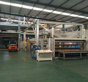 SSS Non Woven Production Line 4200mm pictures & photos