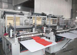 Bottom Sealing Bag Making Machine Single Layer pictures & photos