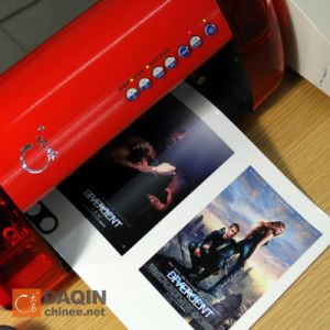 Cutting Machine for Making Mobile Phone Sticker Skin pictures & photos