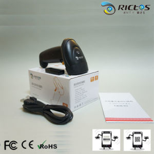 Wireless POS Chinese 1d Image Barcode Scanner