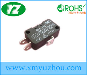 Dust Proof Solder Terminal Micro Switch pictures & photos