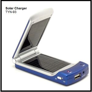 Mobile Solar Charger (D-TYN93)