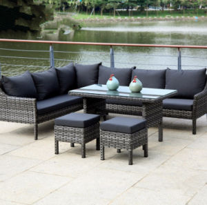 2017 Chinese Manufacturer Cheap Rattan Outdoor Sofa (S240) pictures & photos