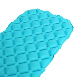 Inflatable Camping Sleeping Pad with Built-in Pump, Compact and Comfortable Air Pad, Well Insulated for Backpacking. pictures & photos