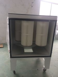 Small Lab Use Spray Booth pictures & photos