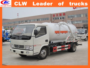 Dong Feng Sewage Suction Trucks pictures & photos