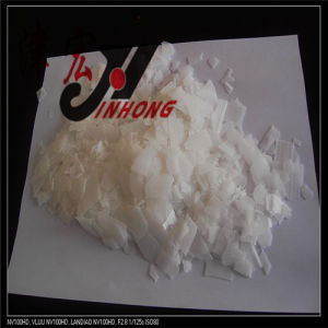 98% Caustic Soda Flake, Sodium Hydroxide Flakes pictures & photos