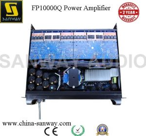 Transistor Amplifier, Karaoke Audio Fp10000q pictures & photos