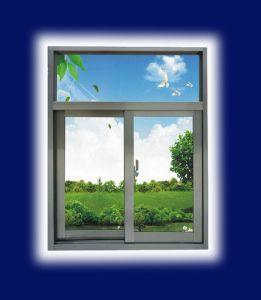 Aluminium Window (A80)