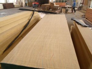 Red Padauk Engineered Wood for Korea Market pictures & photos